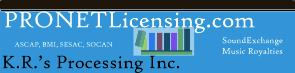 PRONETLicensing.com Logo